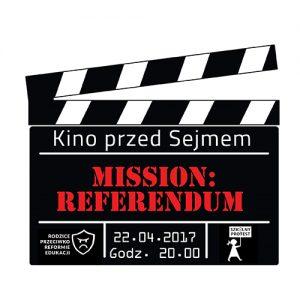22 kwietnia 2017 godz. 20.00 – Manifestacja przed Sejmem